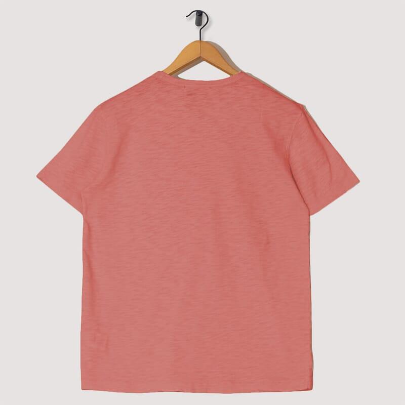 <Wild Ones Pocket Tee - Pink