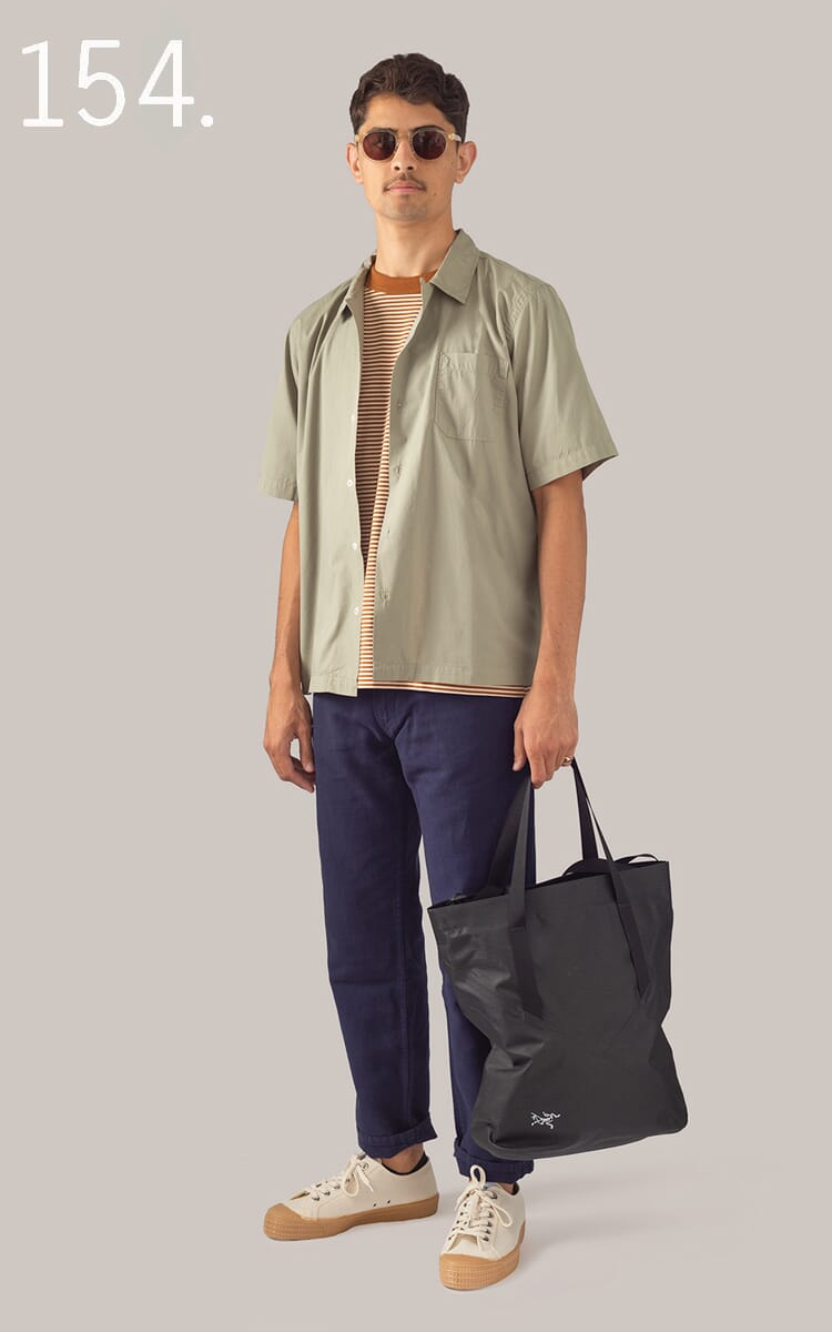 Look #154 SS20 - Peggs & son.