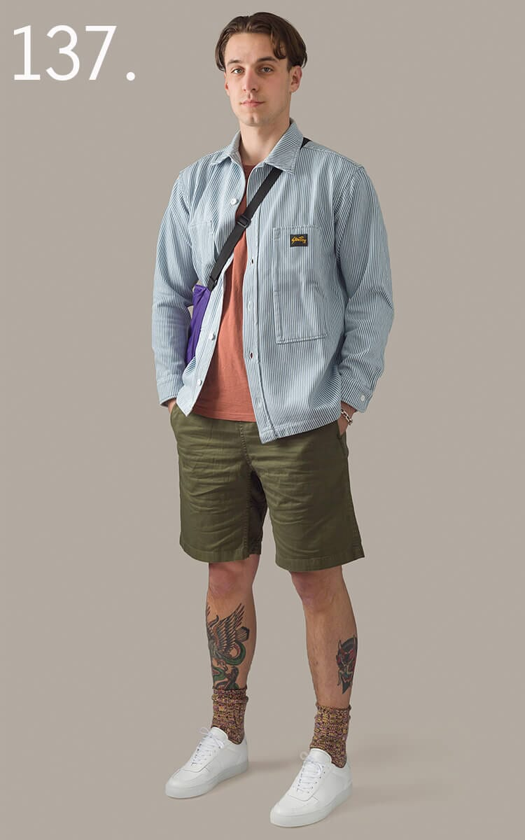 Look #137 SS20 - Peggs & son.
